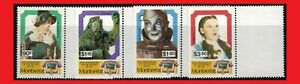 ZAYIX - 1989 Montserrat 721-724 MNH - 50th Anniv. of the Wizard of Oz