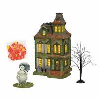 Department 56 Halloween Village Hazel's Haunted House (6004821)