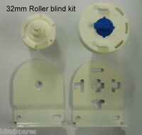 DELUXE ROLLER BLIND FITTING KIT FOR 32MM TUBE - BLIND SPARE PARTS
