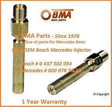 Neuf Oem Bosch Injecteur Carburant F / Mercedes R107 300SL R129 W124 #0 437 502