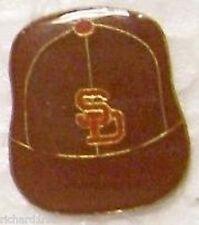 Hat Lapel Pin sports MLB San Diego Baseball Cap NEW