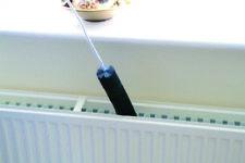 Radiator Brush, cleans radiators, saves you money!