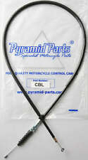 Pyramid Parts Clutch Cable fits: Yamaha TW125 00-04
