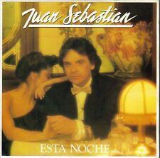 JUAN SEBASTIAN-ESTA NOCHE + PERDONAME SINGLE VINILO 1983 PROMOCIONAL SPAIN