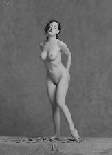 Dita von Teese Fine Art Nude signed 8.5x11 photo by Craig Morey: 81705.49