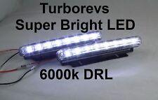LED DAYTIME RUNNING DRL LIGHTS PEUGEOT 306 307 406 407