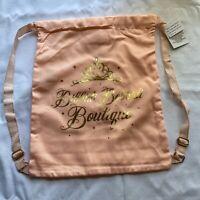 Disney Parks Bibbidi Bobbidi Boutique Cloth Backpack- NWT