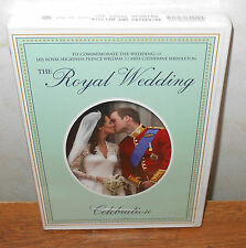 The Royal Wedding:  Prince William and Miss Catherine Middleton (DVD, 2011) NEW!