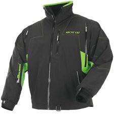 Arctic Cat Men's Boondocker Non-Insulated Snowmobile Jacket - Green - 5240-53_