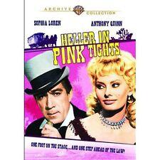 Heller in Pink Tights (DVD, 2015) - WB Warner Archive Collection - A03