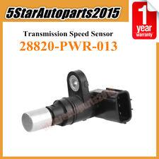 OEM 28820-PWR-013 Transmission Speed Sensor for Honda Accord Civic Acura ILX TSX