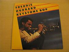 Freddie Hubbard Keystone Bop Fantasy Records US 1982 Vinyl