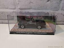 James Bond Car Collection 1:43 #69 Aston Martin V8 The Living Daylights #40899#