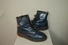 CHAUSSURE  CUIR D MARTENS TAILLE 39 BOTTE TBE UK 6