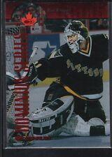 KEN WREGGET 1997/98 DONRUSS CANADIAN ICE  #76  DOMINION PENGUINS SP #127/150