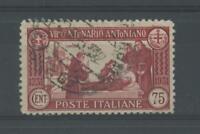 REGNO 1931 S. ANTONIO 75C. RARO(originale) 3 US.