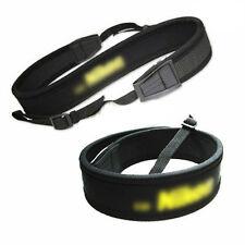 Photo Soft Neoprene Shoulder Neck Strap Sling Belt for Nikon Camera US Free Ship