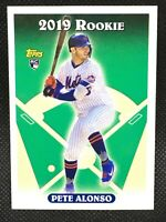 2019 TOPPS ARCHIVES #330 PETE ALONSO RC NM-MT SP METS