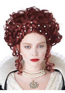 Elizabethan Wig for Women