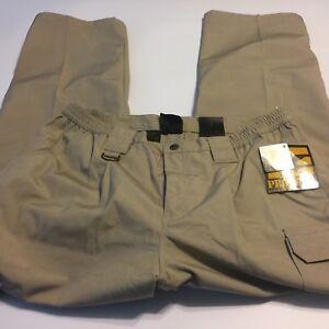 Womens EMT Pants Propper Public Safety Tactical Trouser Khaki Sz 20 actual 38x30