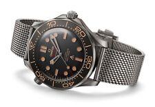 Reloj Pulsera Ultimate Malla/Banda/Correa OMEGA Seamaster Bond Edición 007 300M