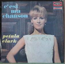 PETULA CLARK C'EST MA CHANSON FRENCH LP VOGUE 1966