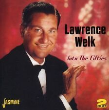 LAWRENCE WELK - INTO THE FIFTIES 2 CD NEW!