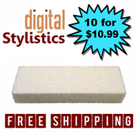 Foam Block Insert (10)  NES Nintendo  (Styrofoam Blocks, Inserts) NES CIB boxes