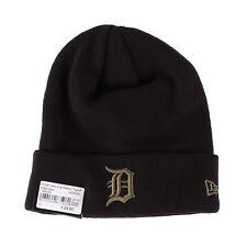 New Era Detroit Tigers LIGA Gorrita de punto gorro negro 93893