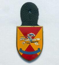 """Portuguese military REGIMENTO DE CAVALARIA Nº 4 """"PERGUNTAI AO INIMIGO"""" badge"""