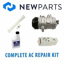 For Toyota 4Runner 03-09 V8 4.7 Complete A/C Repair Kit New Compressor w/ Clutch