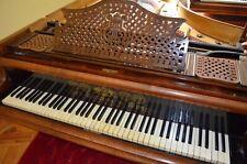 historischer KARL KUTSCHERA Flügel Stutzflügel Salonflügel Pianoforte Piano