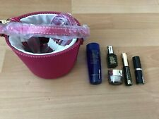 ESTEE LAUDER Gift Set Includes Pink Bag and 5 Luxury Products NEW