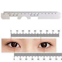 1 *, Brillenzubehör: Pupillenabstandslineal, kleines-PD-Messlineal hot U3C5 S9W1
