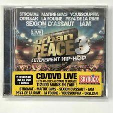 CD musicali live hip-hop