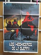 LOS HECHICEROS DE LA GUERRA RALPH BAKSHI ANIMACION