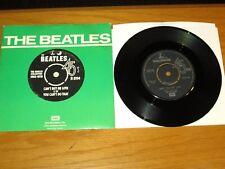 "MONO UK IMPORT BEATLES 45 RPM - PARLOPHONE 5114 - ""CAN'T BUY ME LOVE"""
