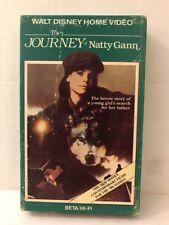 The Journey Of Natty Gann Beta Tape Walt Disney Home Video