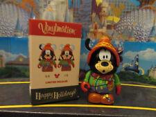 Disney Vinylmation 2017 Holiday Christmas Goofy Eachez - Non Variant