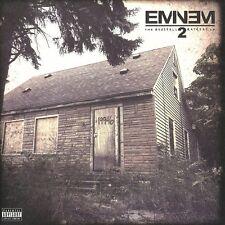 Eminem MARSHALL MATHERS LP2 Gatefold AFTERMATH RECORDS New Sealed Vinyl 2 LP