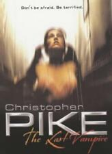The Last Vampire By Christopher Pike. 9780340877456