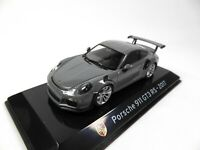 Porsche 911 GT3 RS 2017 - 1/43 Voiture IXO Supercars Edition Italienne S28