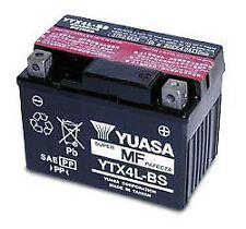 YUASA YTX4L-BSY Battery