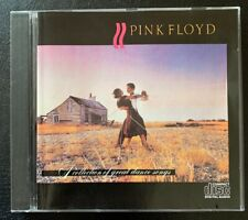 PINK FLOYD 'A Collection Of Great Dance Songs' 1981 CD Album