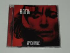 20th Century Blues - Marianne Faithfull (CD 1996) NRMT condition Fast FREE Ship