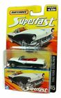 Matchbox Superfast No.45 1956 Ford Sunliner (Blister Card)