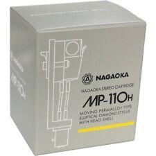 NAGAOKA-MP-110H-STEREO-CARTRIDGE-HEADSHELL-FROM-JAPAN-FREE-SHIPPING-w/TRACKING