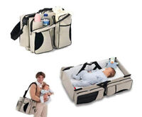 Portable Baby Bed Thermal Storage Multi-bag Ergonomic Intangible Optical A121