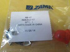 ZAMA CARB KIT PART# RB-47