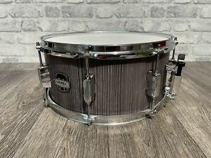 """Mapex Mars Series 14"""" x 6.5"""" Wooden Shelled 8 Lug Snare Drum #SN084"""